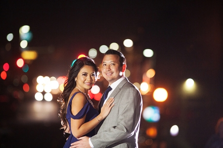 Manhattan Beach Pier Engagement Pictures