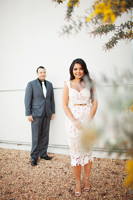 Los Angeles Air Force Base Engagement Pictures