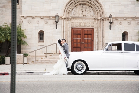 Santa Monica Wedding Photographer