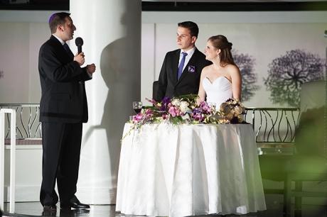 Turnip Rose Wedding Reception