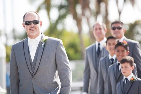 Long Beach Yacht Club Wedding