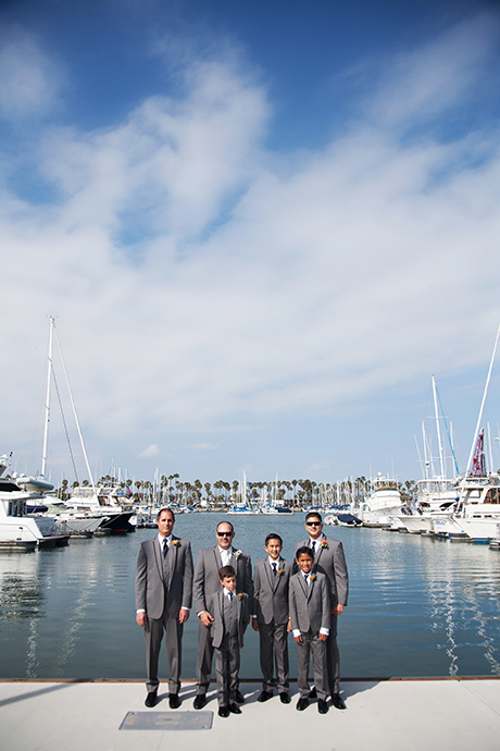 Long Beach Yacht Club Wedding
