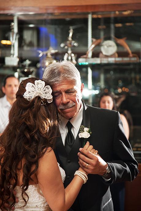 Long Beach Yacht Club Wedding Reception