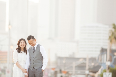 Los Angeles Art District Wedding Photographer
