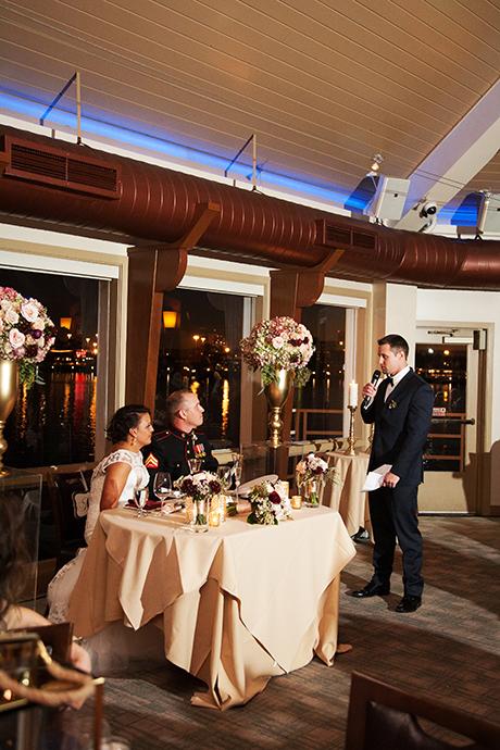 Parker's Lighthouse Wedding Reception