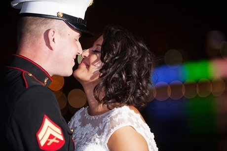Wedding Photography at Night