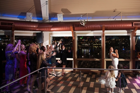 Parker's Lighthouse Wedding Reception