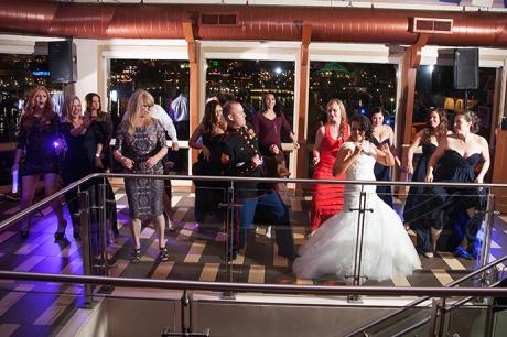 Parker's Lighthouse Wedding Recption