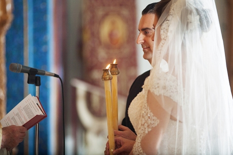 St. Sava Serbian Orthodox Church Wedding Ceremony