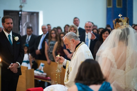 St. Sava Serbian Orthodox Church Wedding
