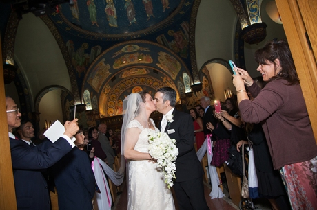 St. Sava Serbian Orhodox Church Wedding