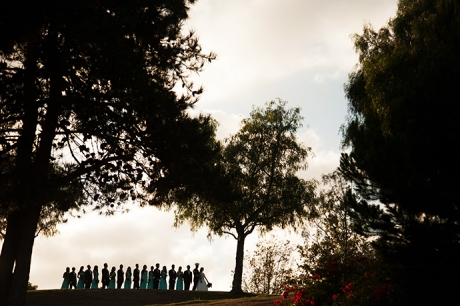 Bella Collina San Clemente Wedding