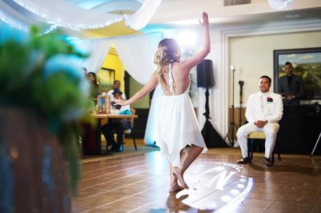 Bella Collina San Clemente Wedding Reception