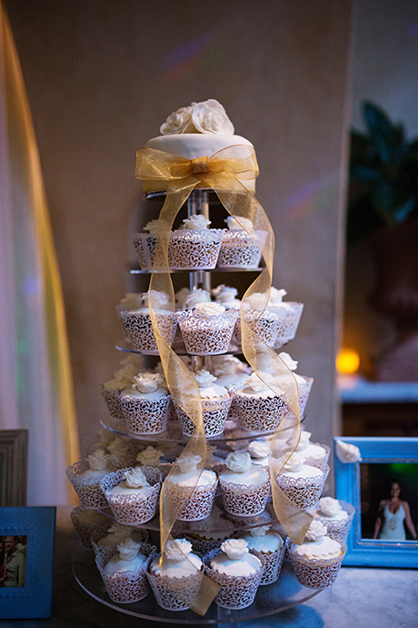 Wedding Cupcakes Santa Barbara