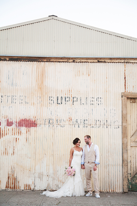 Downtown Santa Barbara Wedding Pictures