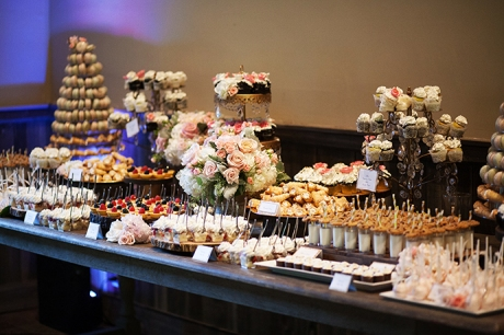 Dessert Table Wedding