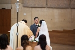 Cathederal of Our Lady of the Angels Wedding