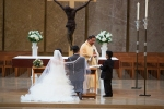 Cathederal of Our Lady of the Angels Wedding Pictures