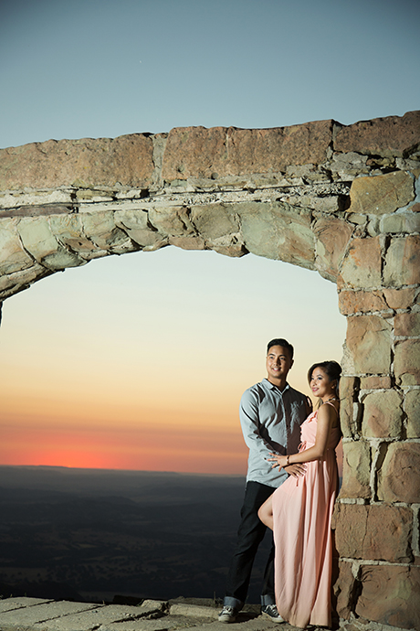 Engagement Pictures Knapp's Castle