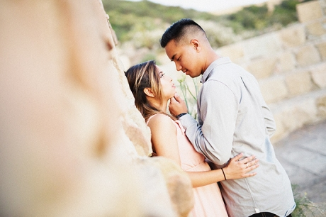 Knapp's Castle Engagement Pictures