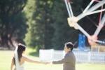 Bride and Groom Ferris Wheel