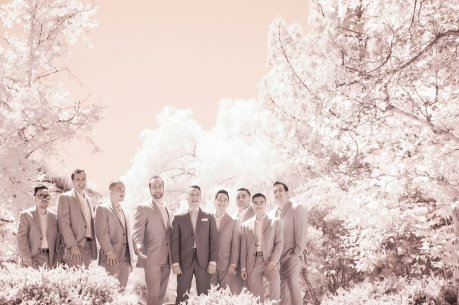 Infared Wedding Photography