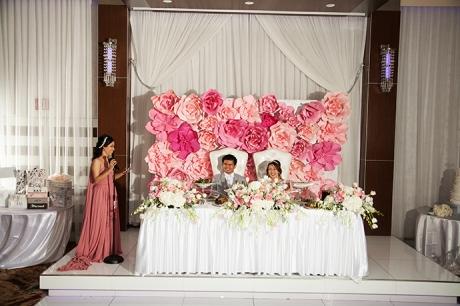 Metropol Banquet Wedding Reception