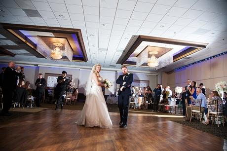 Pacific Hills Bistro Wedding Reception