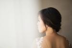 Bride in Window Light