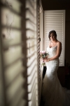 Bride Window Light at Hyatt Santa Barbara