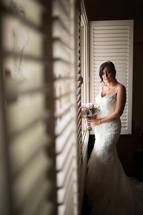 Bride Window Light at Hyatt Santa Barbara