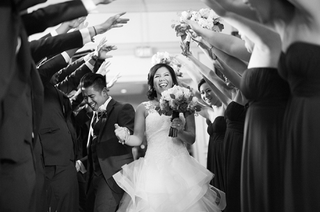 The Odyssey Restaurant Wedding Reception