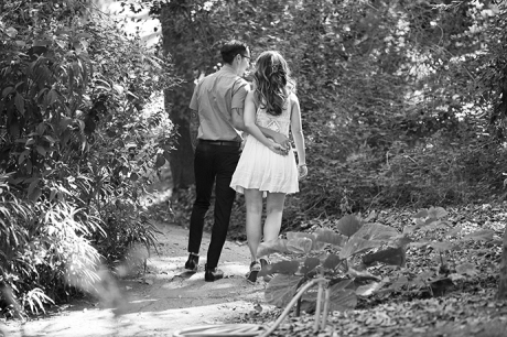 UCLA Botanical Garden Engagement