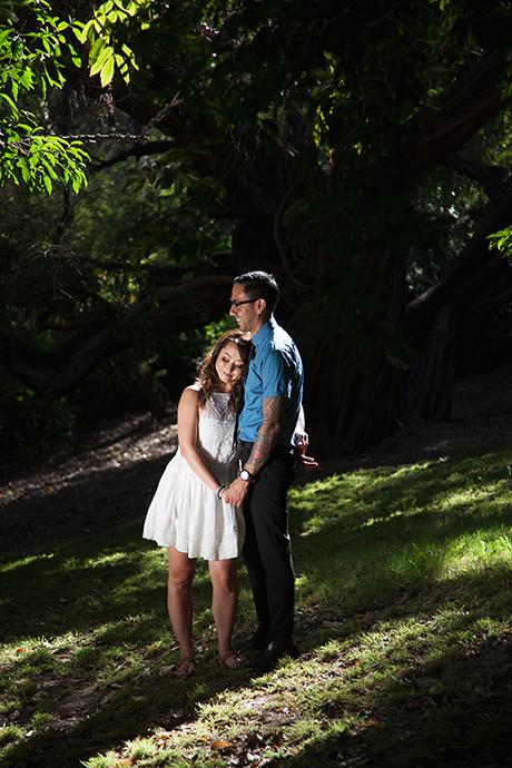 UCLA Botanical Garden Engagement