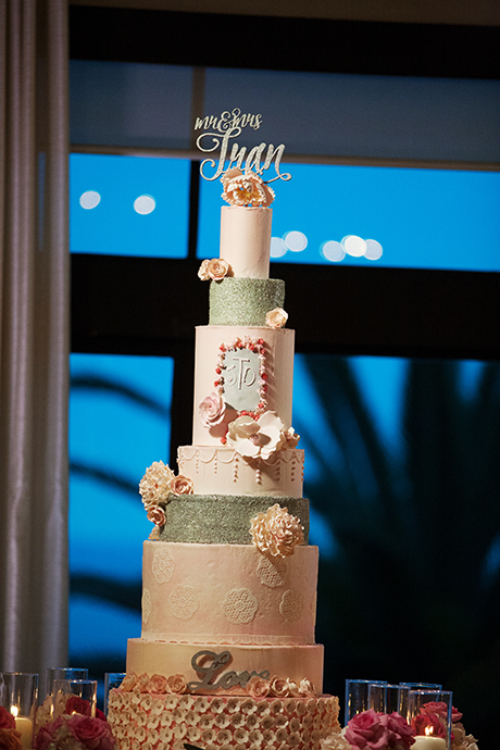 Wedding Cake Pacific Palisades