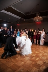 Garder Toss Wedding Reception