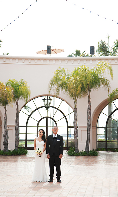 Fess Parker Doubletree Wedding