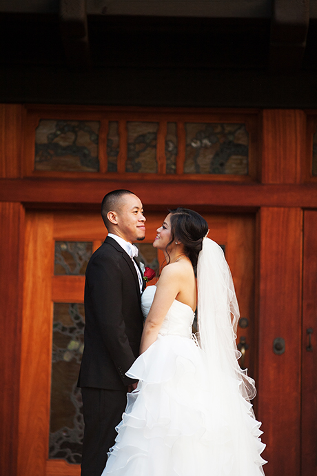 Gamble House Wedding Photography