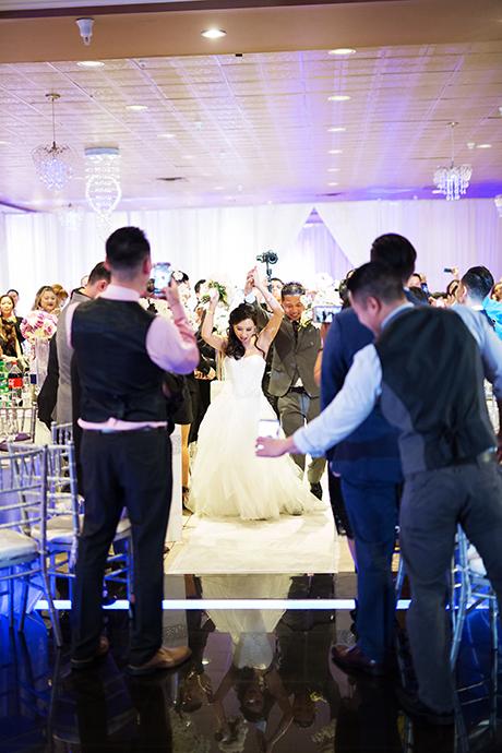 Mon Amour Banquet Wedding Reception