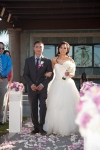Old Ranch Country Club Wedding Ceremony