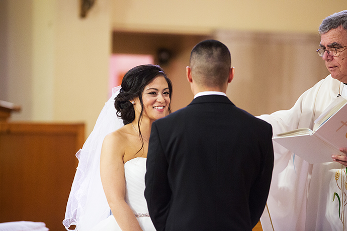 Saint Anthony Church San Gabriel Wedding