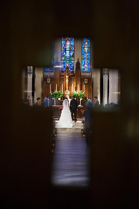 St. Dominic Church Wedding Eagle Rock