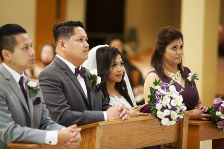St. Joachim Catholic Church Wedding