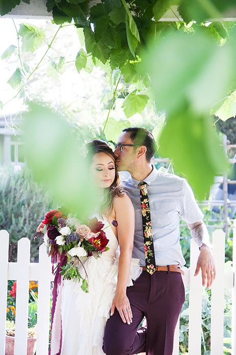 Heritage Square Museum Wedding Pictures