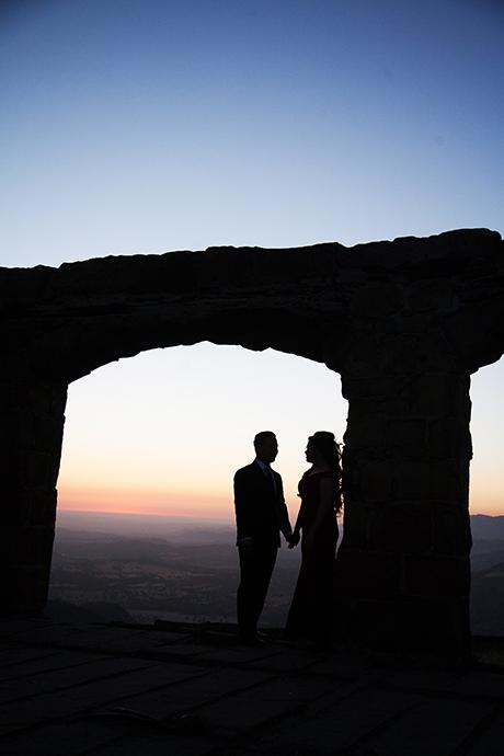 Knapp's Castle Engagement Pictures