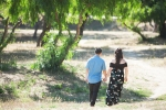 Santa Barbara Mission Historical Park Engagement Pictures