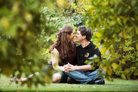 Claremont Colleges Engagement Pictures