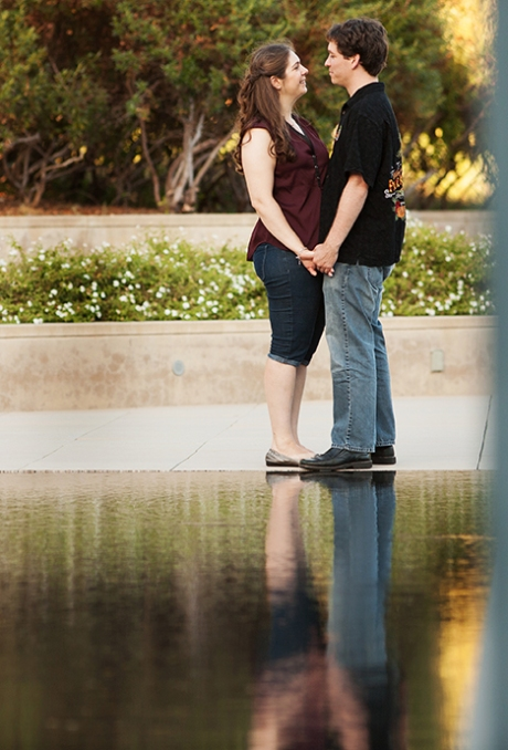 Claremont Colleges Engagement Session