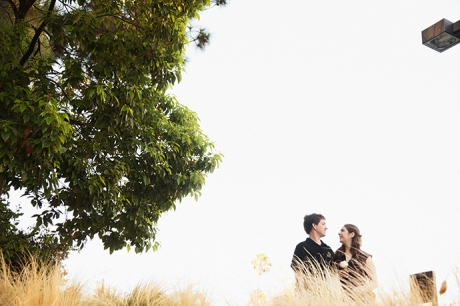Claremont Colleges Engagement Pictures