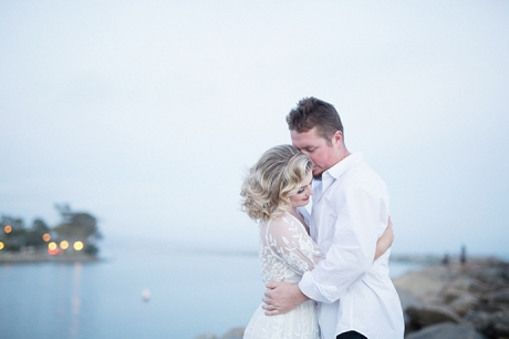 Soft Light Engagement Pictures